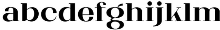 Matterdi Semi Bold Font LOWERCASE