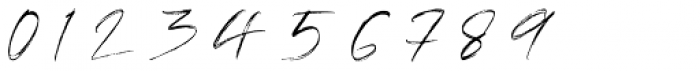 Matthias Regular Font OTHER CHARS