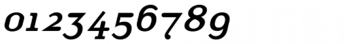 Matula Black Italic Font OTHER CHARS