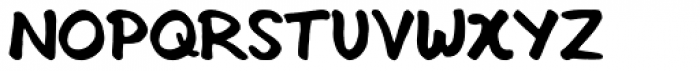 Matwin Font UPPERCASE