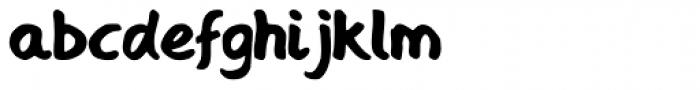 Matwin Font LOWERCASE