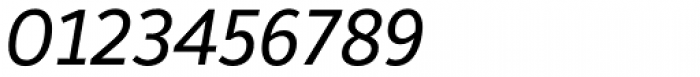 Maurea Italic LF Font OTHER CHARS