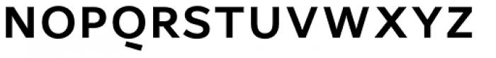 Maurea Medium Caps Font LOWERCASE