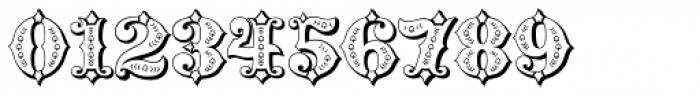 Maverick's Lucky Spades Font OTHER CHARS