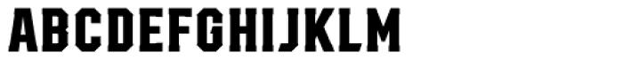Mavericks Regular Font LOWERCASE