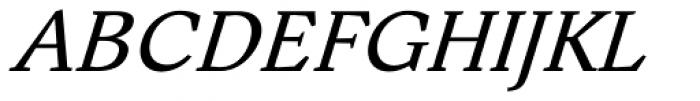 Mavin Semi Bold Italic Font UPPERCASE