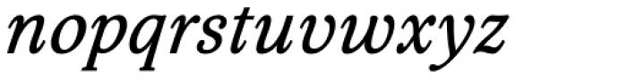 Mavin Semi Bold Italic Font LOWERCASE
