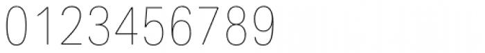 Maxima Now TB Pro Cond UltraLight Font OTHER CHARS