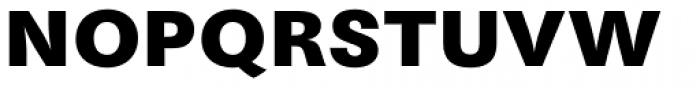 Maxima Now TB Pro Expd ExtraBold Font UPPERCASE