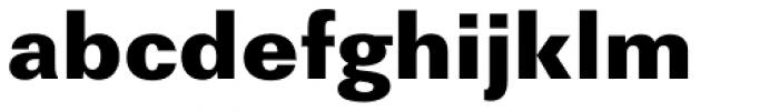Maxima Now TB Pro Expd ExtraBold Font LOWERCASE