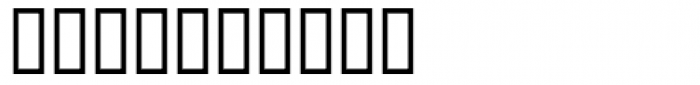 Maxime Bold Alternate Font OTHER CHARS