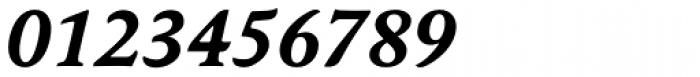 Maxime Pro Bold Italic Font OTHER CHARS