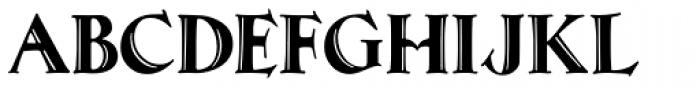 Maximillian Font UPPERCASE