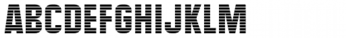 Maximus BT Font UPPERCASE