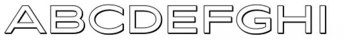 Maxy Medium Shadow Font UPPERCASE