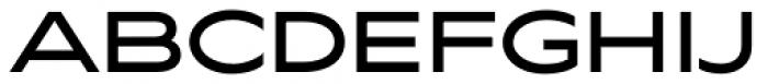 Maxy Medium Font UPPERCASE