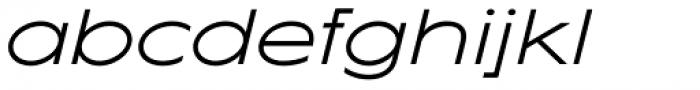 Maxy Minimum Italic Font LOWERCASE
