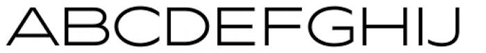 Maxy Minimum Font UPPERCASE