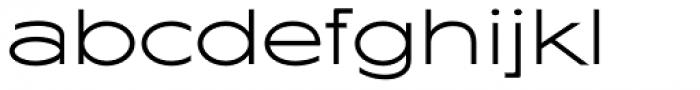 Maxy Minimum Font LOWERCASE