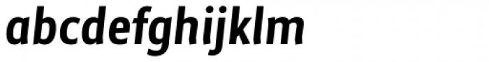 Maya Samuels OsF Italic Font LOWERCASE