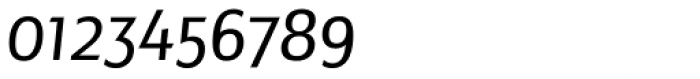 Maya Samuels OsF Light Italic Font OTHER CHARS