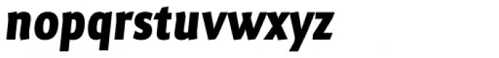 Maya Samuels Pro Bold Italic Font LOWERCASE