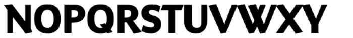 Maya Samuels Pro Bold Font UPPERCASE