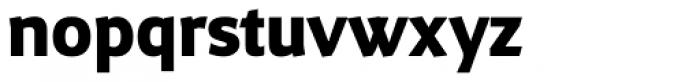 Maya Samuels Pro Bold Font LOWERCASE