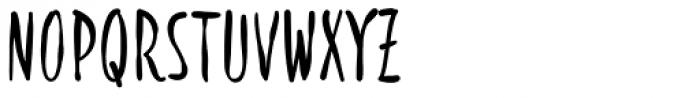 Maya Script Bold Font UPPERCASE