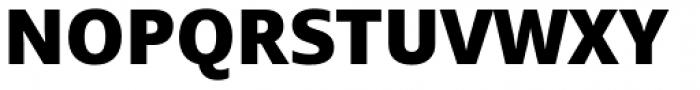 Mayberry Pro ExtraBold Font UPPERCASE