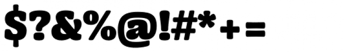 Mayonez Black Font OTHER CHARS