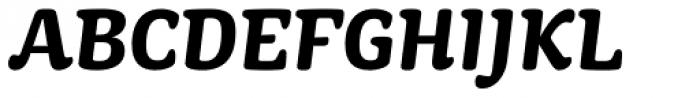 Mayonez Bold Italic Font UPPERCASE