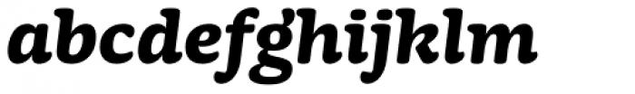 Mayonez Bold Italic Font LOWERCASE
