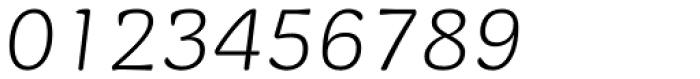 Mayonez ExtraLight Italic Font OTHER CHARS