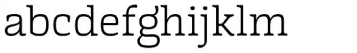 Mayonez ExtraLight Font LOWERCASE
