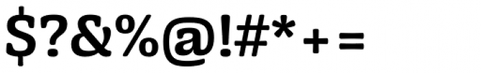 Mayonez SemiBold Font OTHER CHARS