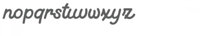 Magnatec Font LOWERCASE