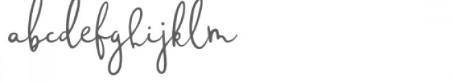 Marlowe Font LOWERCASE