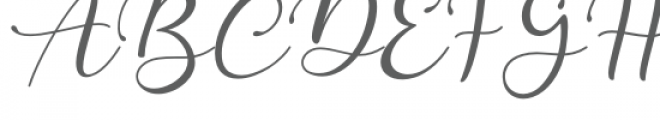 Martinesse Font UPPERCASE