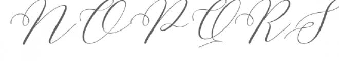 malibu script font Font UPPERCASE