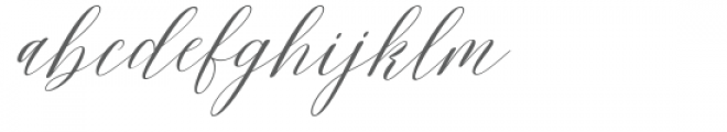 malibu script font Font LOWERCASE