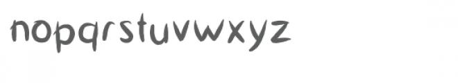 margot font Font LOWERCASE