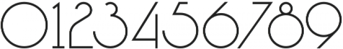 MB DECO otf (400) Font OTHER CHARS