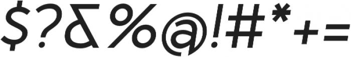 MB Vinatage otf (500) Font OTHER CHARS