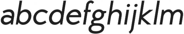 MB Vinatage otf (500) Font LOWERCASE