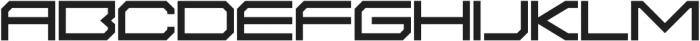 MBFDroid otf (400) Font UPPERCASE