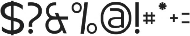 MBFNeutralJack-Regular otf (400) Font OTHER CHARS