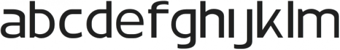 MBFNeutralJack-Regular otf (400) Font LOWERCASE