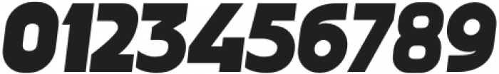 MBFNeutralJackBlack-Italic otf (900) Font OTHER CHARS
