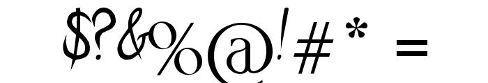MB-ElvenType Font OTHER CHARS